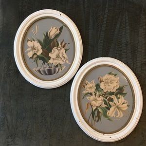 Set of Vintage Turner Floral prints